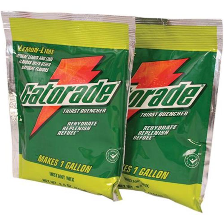 Gatorade Powder - Case of (40) 8.5 oz. packets