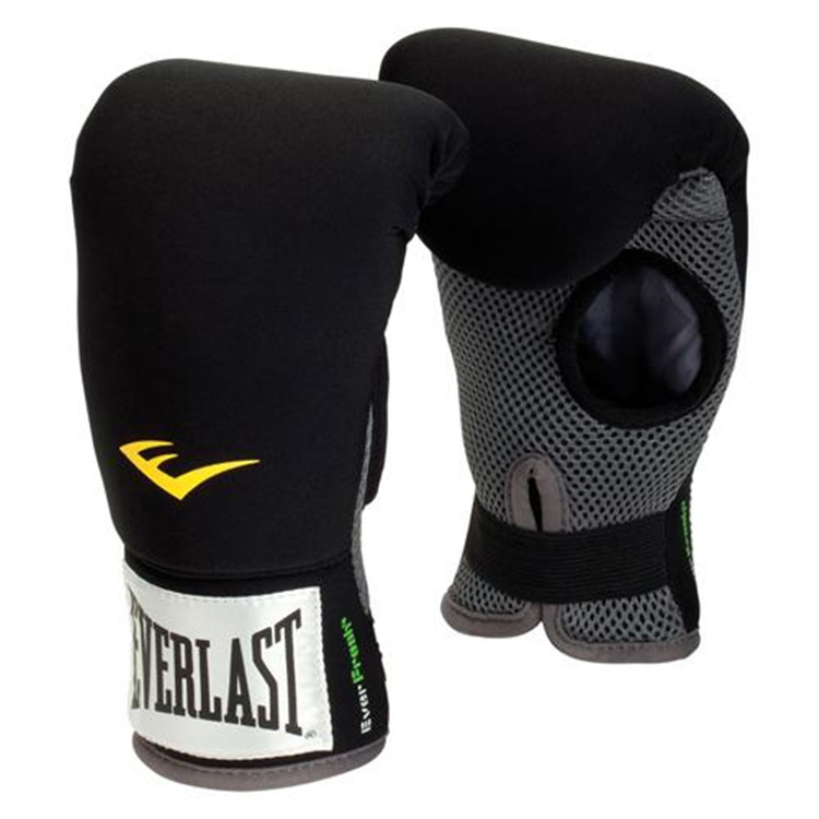 Everlast Climbing Neoprene Heavy Bag Gloves