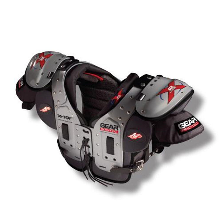 Gear Pro-Tec X2 AIR X-19F QB/DB/RB/WR Football Shoulder Pads