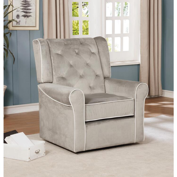 Naomi Home Sophia Swivel Chair [Item # 22407]