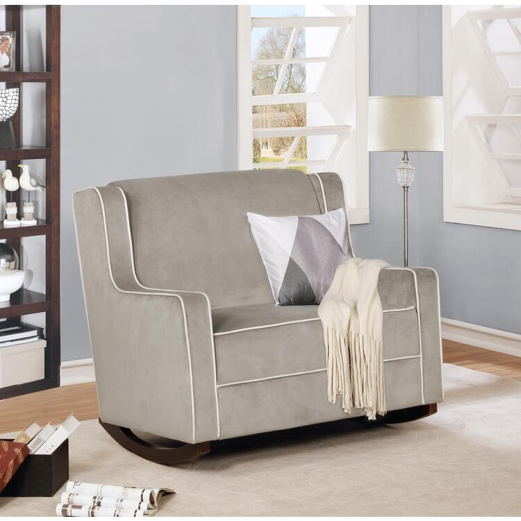 Naomi Home Elaina 2-Seater Rocker [Item # 22607]
