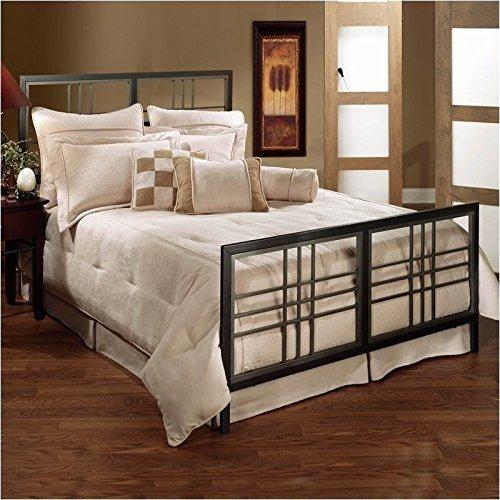 Hillsdale Furniture Tiburon Bed Set - King - w/Rails