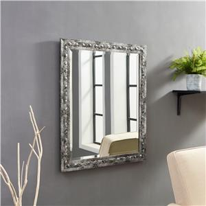Naomi Home Classic Embossed Mirror [Item # 66112A]