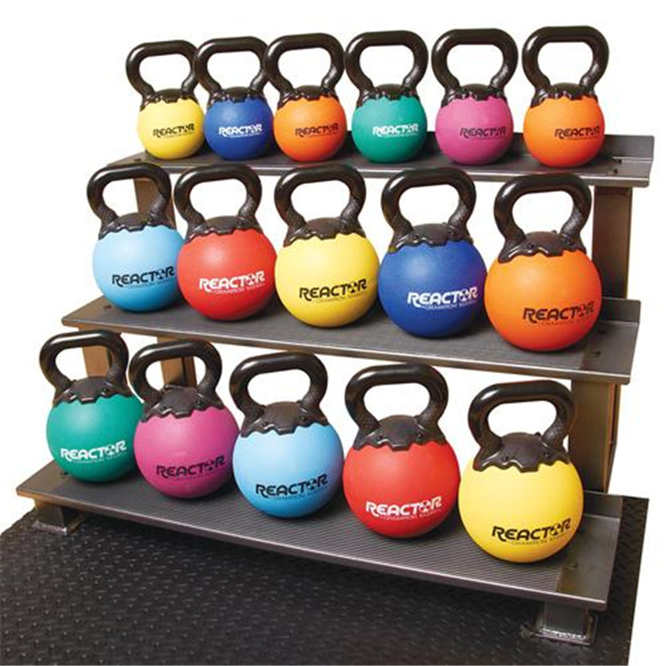 BSN Sports Kettlebell Storage Rack