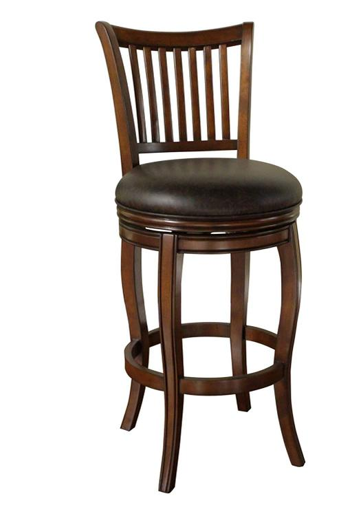 American Heritage Billiards Maxwell Transitional Bar Stool