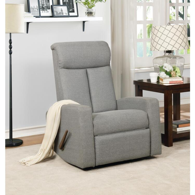 Naomi Home Decca Swivel Recliner