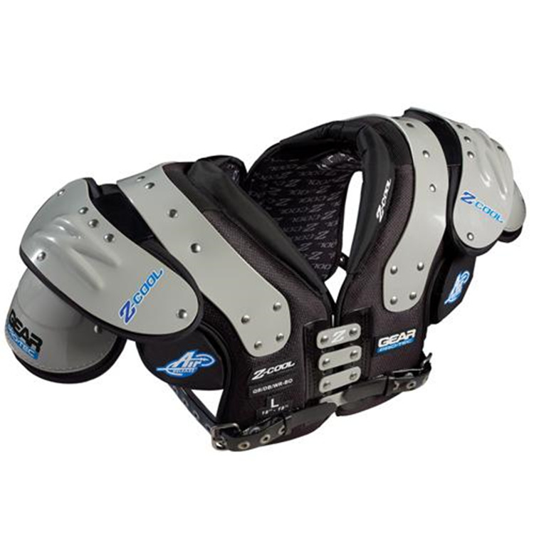 Gear Pro-Tec Z-COOL QB/DB/WR Football Shoulder Pads