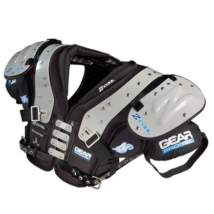 Gear Pro-Tec Z-COOL RB/LB/DE Football Shoulder Pads
