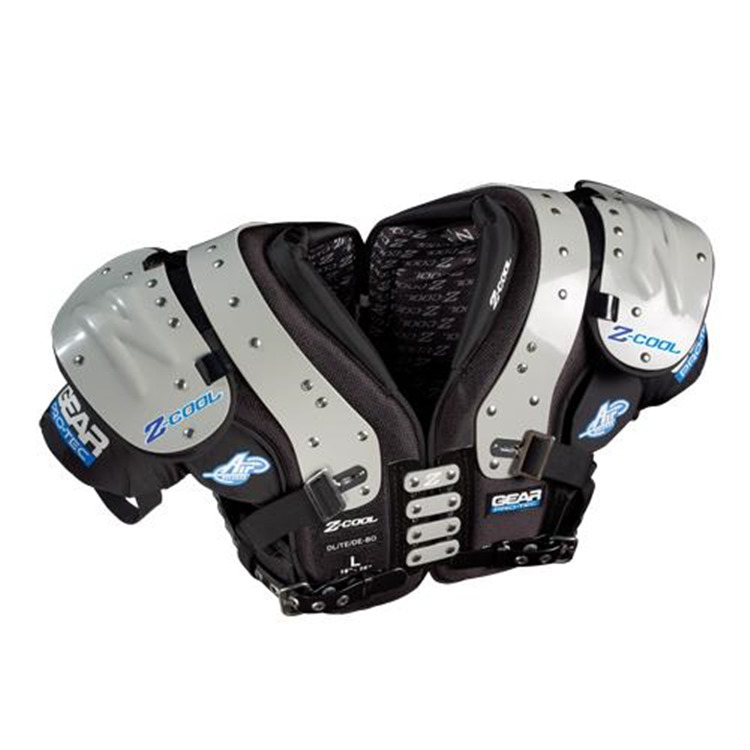 Gear Pro-Tec Z-COOL DL/TE/DE Football Shoulder Pads