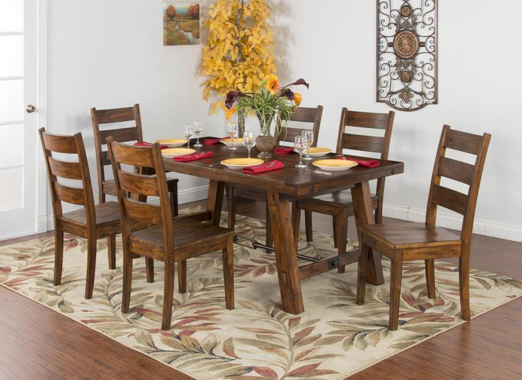 Tuscany Dining Table with Turn Buckle
