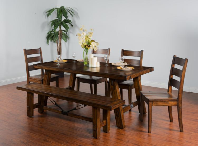 Tuscany Extension Table with Turnbuckle
