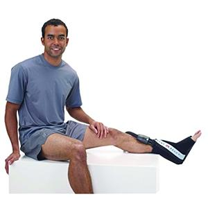Game Ready® Additional Sleeve (Sleeve ONLY) - Lower Extremity - Ankle - Large (men's Shoe sizes up to 11)