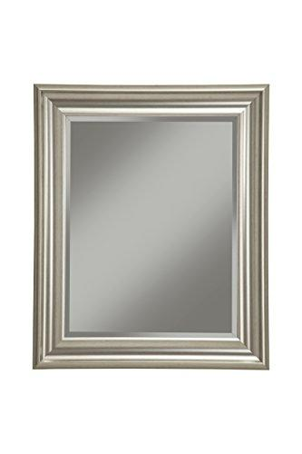 Sandberg Furniture Champagne Silver Wall Mirror