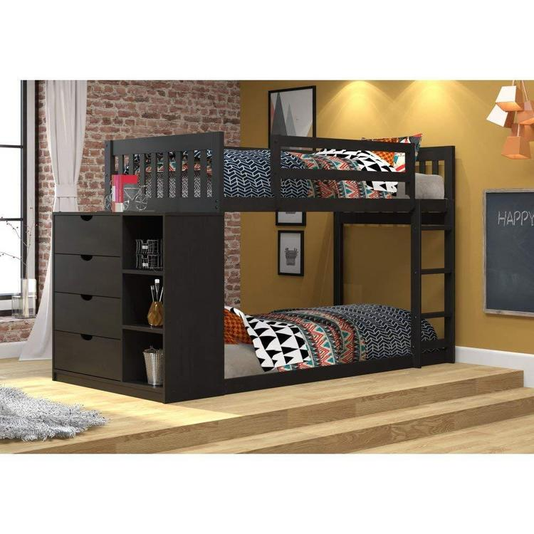 Donco Kids Mission Chest Bunk