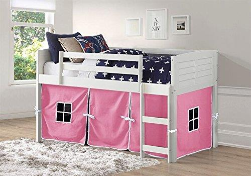 Donco Kids Louver Bed [Item # 795-ATW_750C-TP]