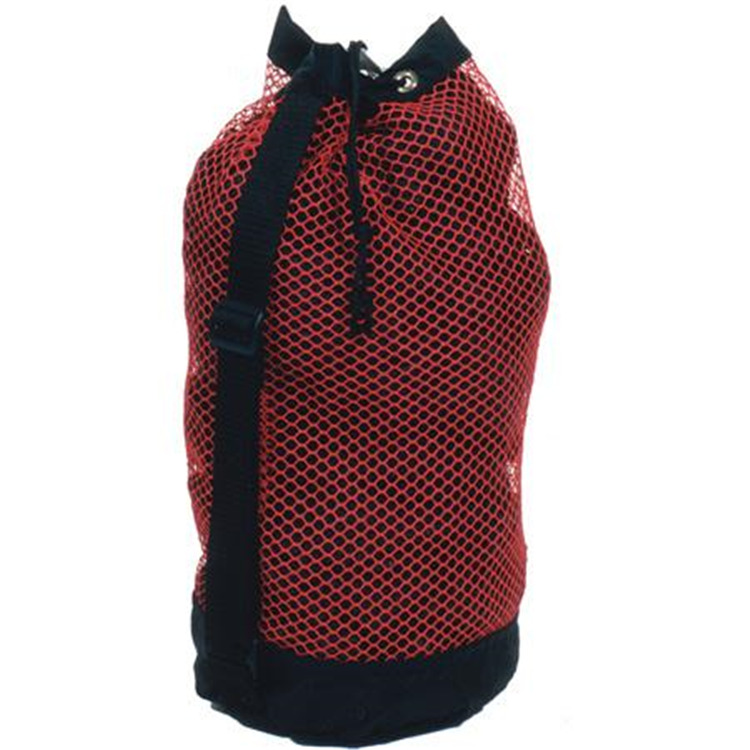 Nylon Mesh Shoulder Bag