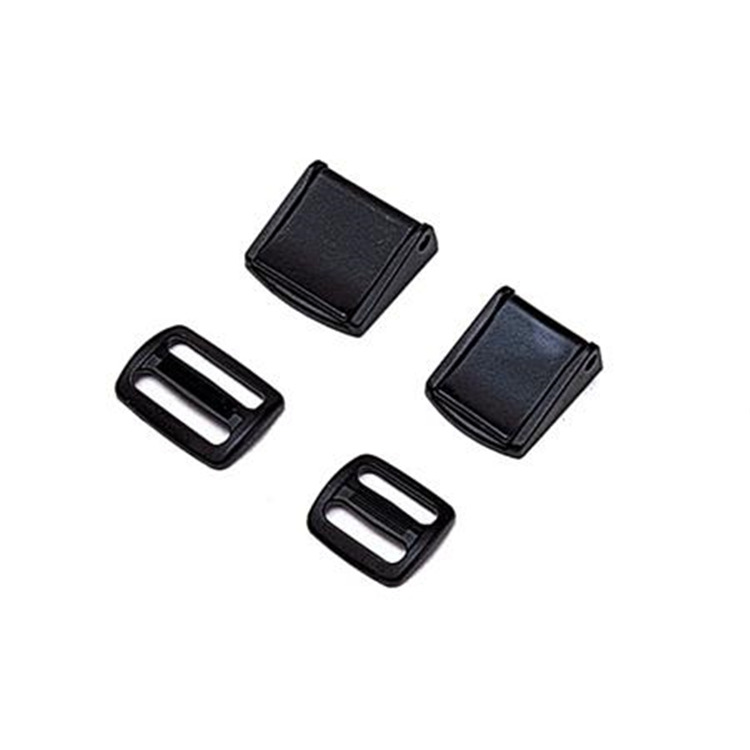 Cam Lock Buckles With Tri-Glide Slider [Item # 147534]