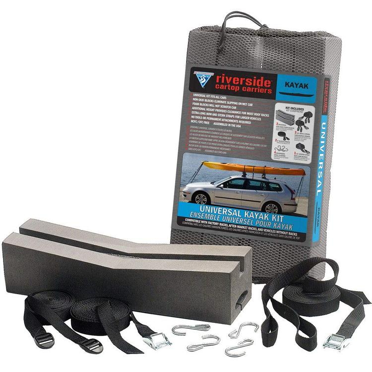 Universal Cartop Kayak Carrier