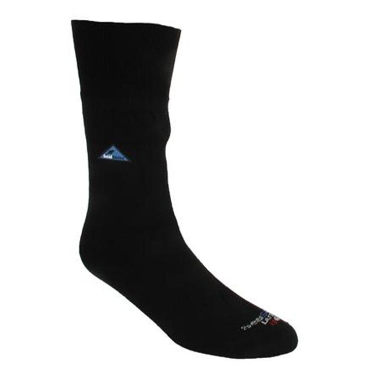 All Season Mid-Calf Sock - Black
