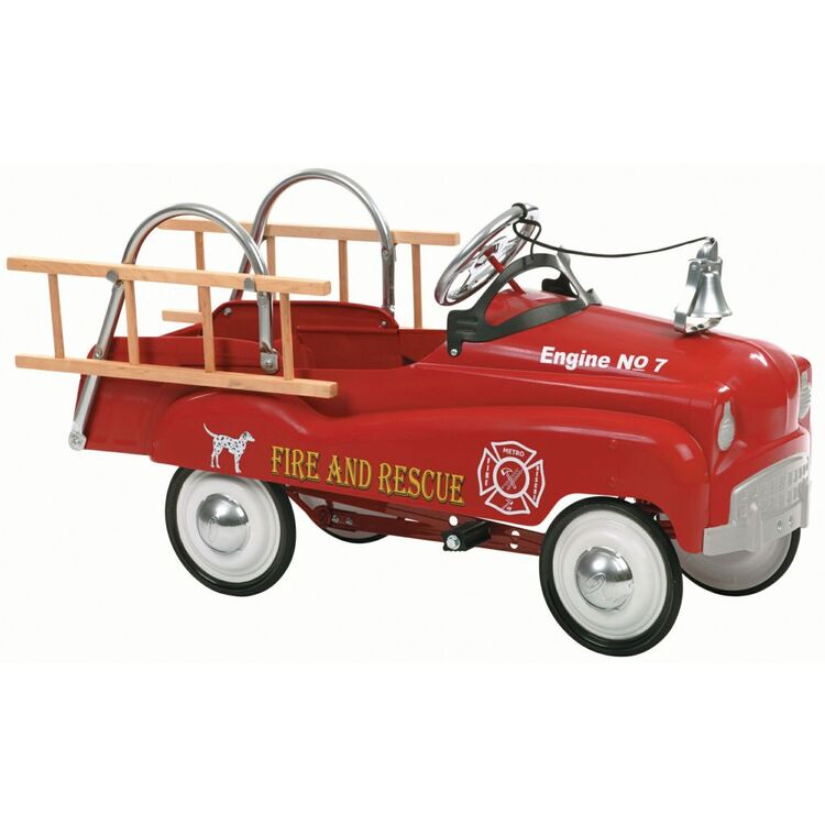 InStep Fire Truck Bicycle