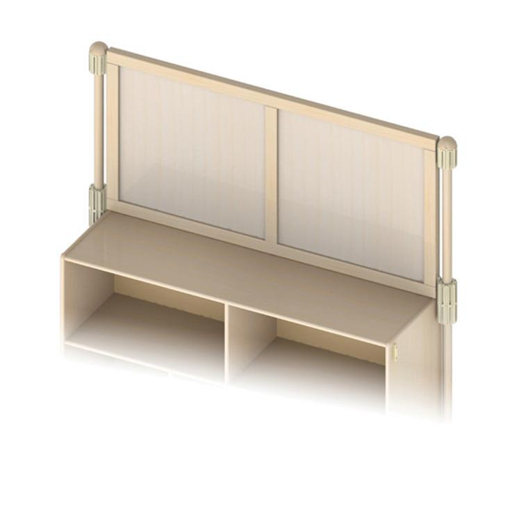 KYDZsuite™ Upper Deck Divider - Write-n-wipe