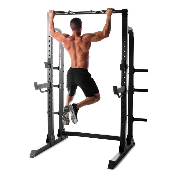 ICON Fitness Weider Pro 7500 Power Rack [Item # 15968A]