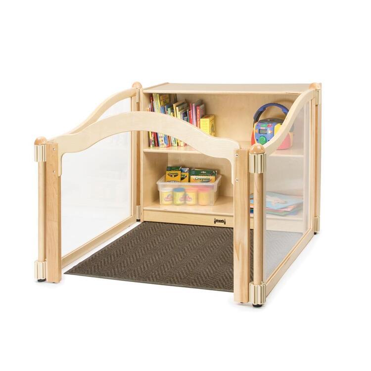 KYDZ Suite® Imagination Nook with Storage