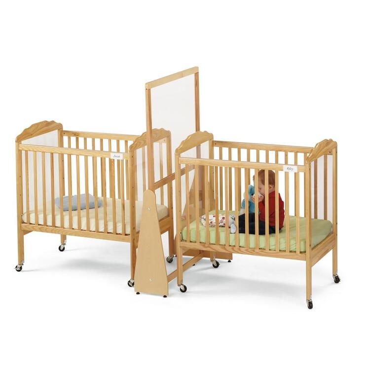 Jonti-Craft® See-Thru Small Crib Divider
