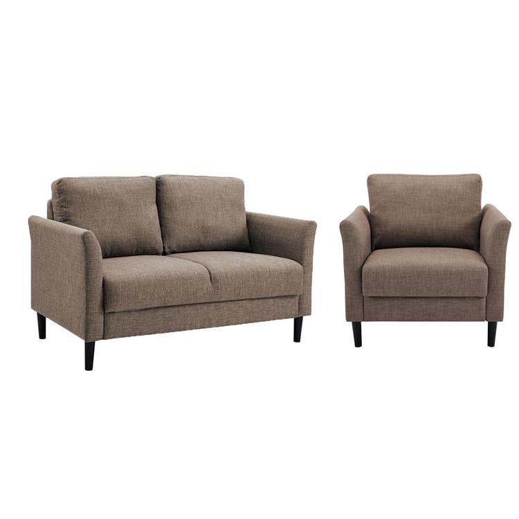 Naomi Home Claire Living Room Loveseat & Accent Chair [Item # 44204C]