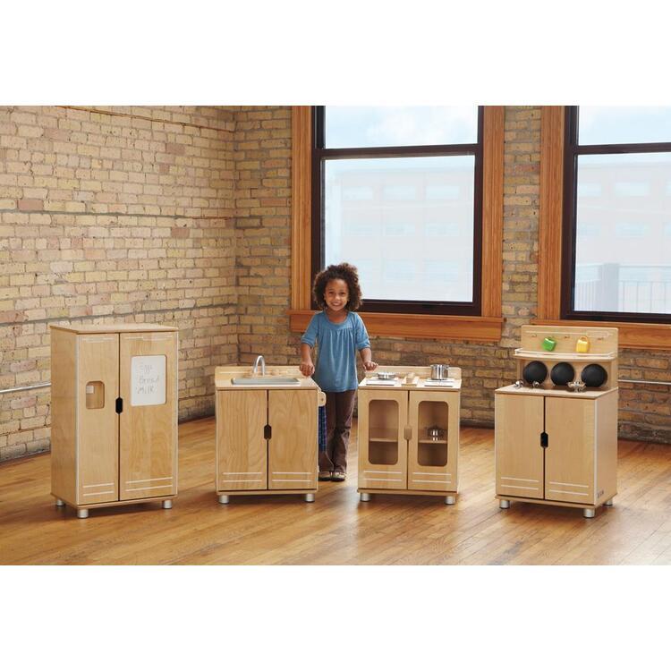 TrueModern™ Play Kitchen 4 Piece Set