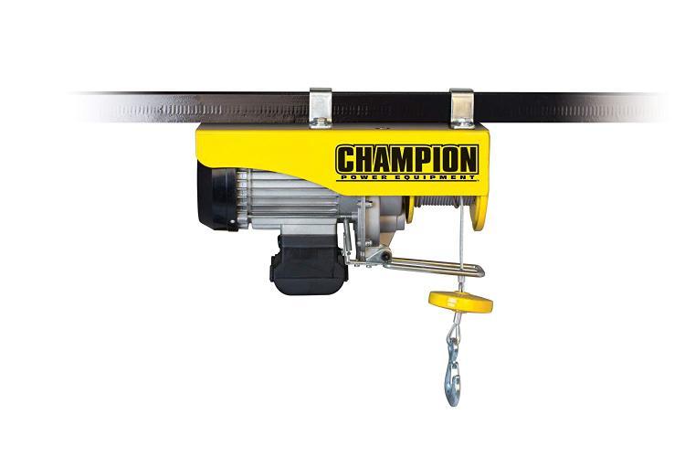 Champion 440-880LB Hoist