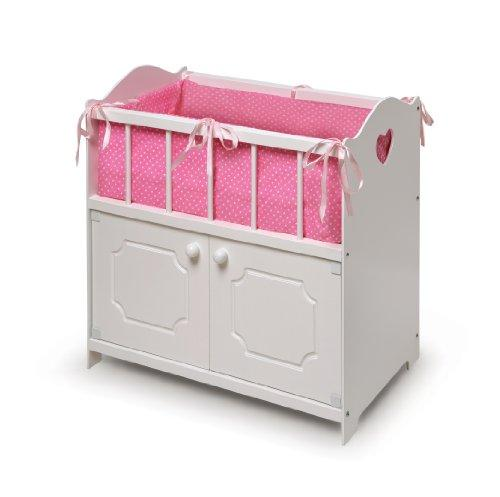 Storage Doll Crib