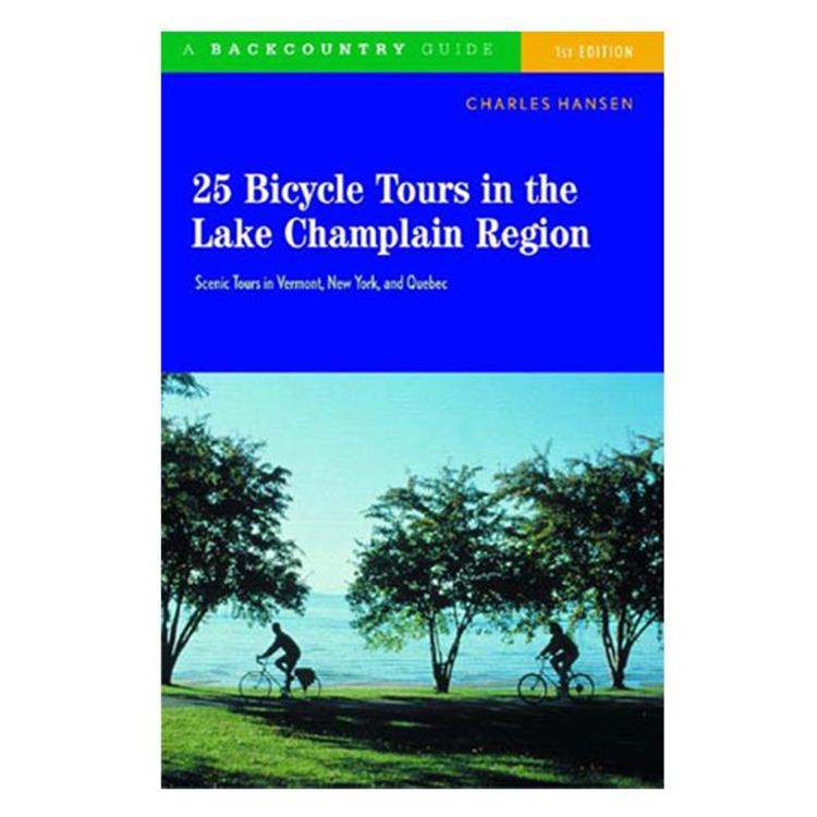 25 Bicycle Tours Lake Champlai