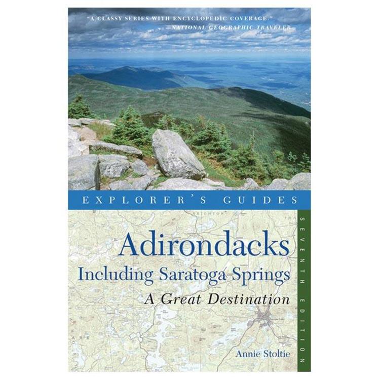 Adirondack Guidebook, 7Th