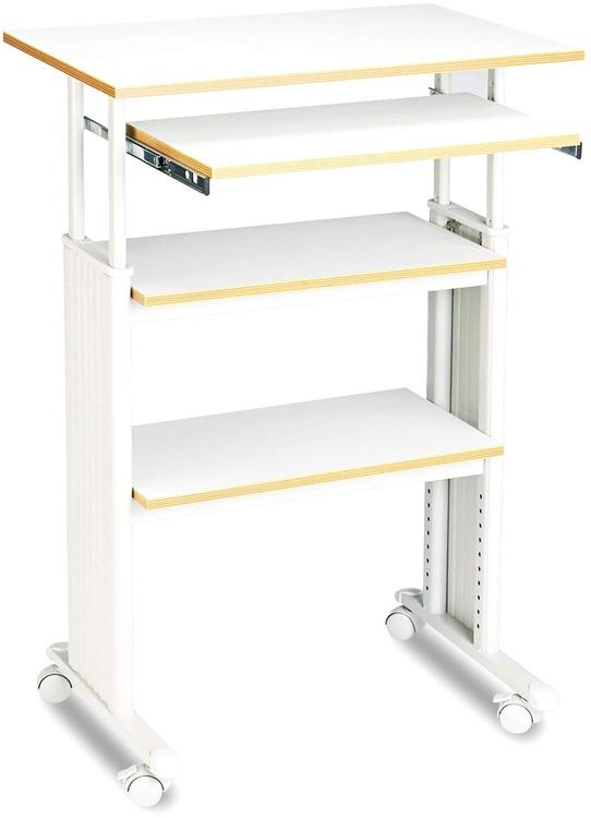 Safco Muv Stand-Up Adjustable-Height Desk