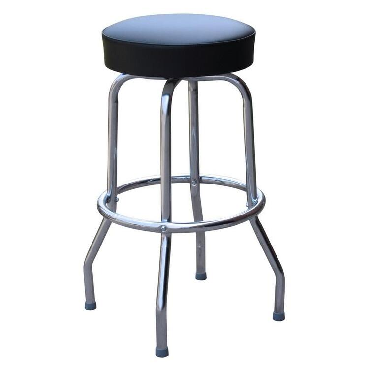Richardson Seating 1950s Floridian Swivel Stool