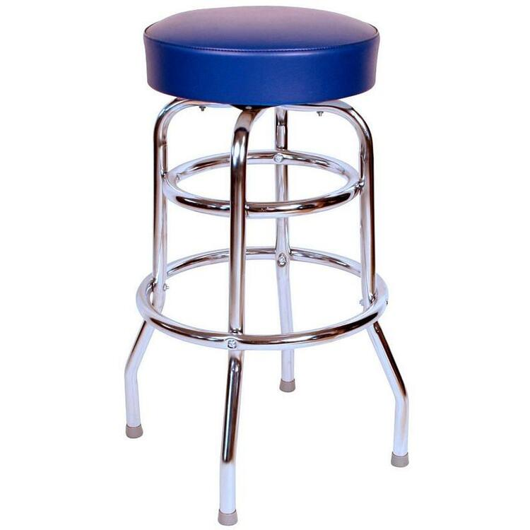 Richardson Seating 1952 Inspired Floridian Swivel Bar Stool