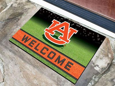Fan Mats Auburn University 2-Piece Car Mat