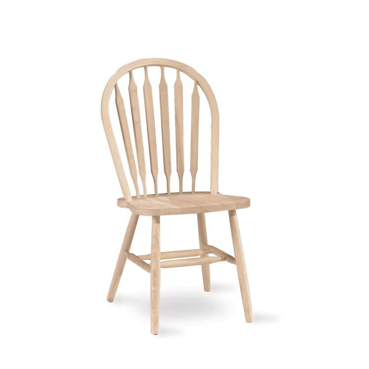 International Concepts Windsor Arrowback Chair
