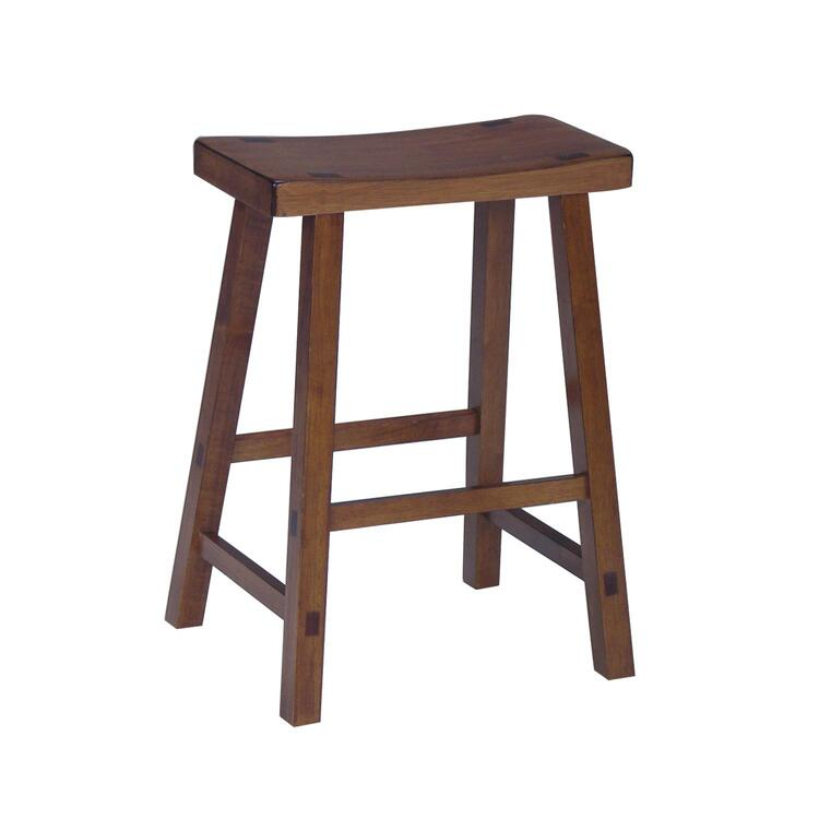International Concepts Saddle Seat Stool