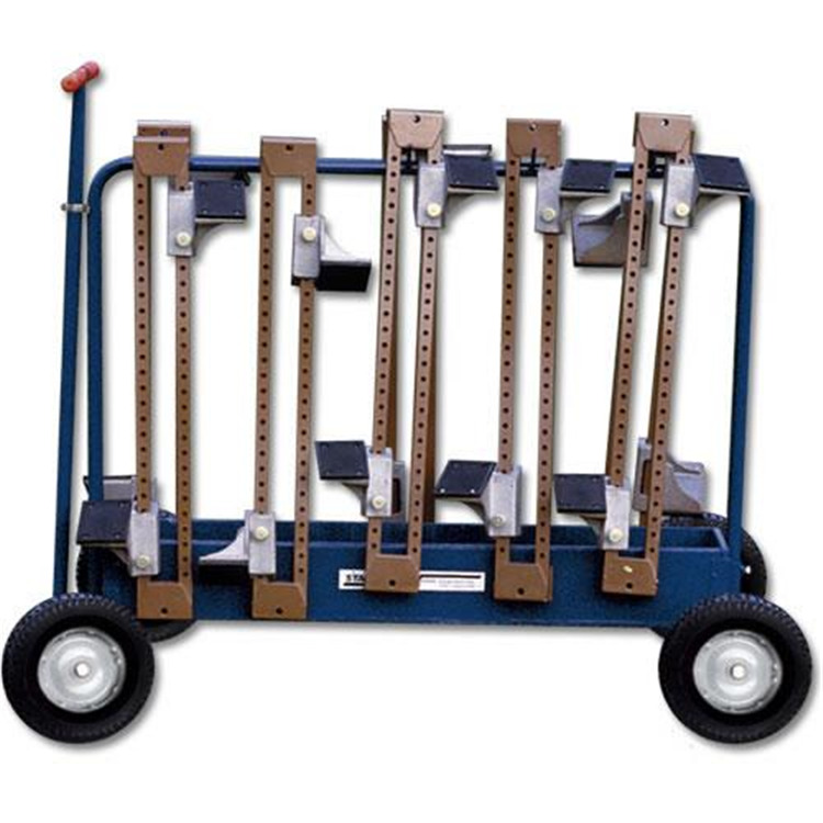 BSN Sports Starting Block Cart