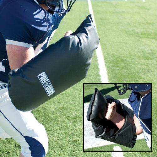 Pro-Down Forearm Shiver Pads