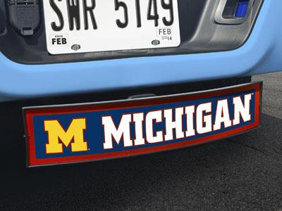 Fan Mats University of Michigan Wolverines Team Emblem