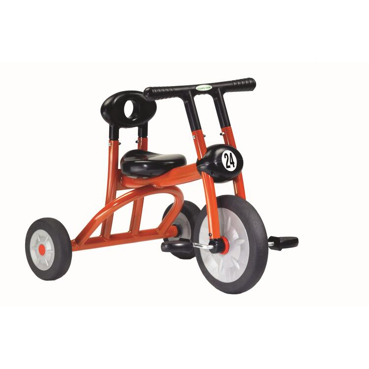 Orange Tricycle, 1 seat