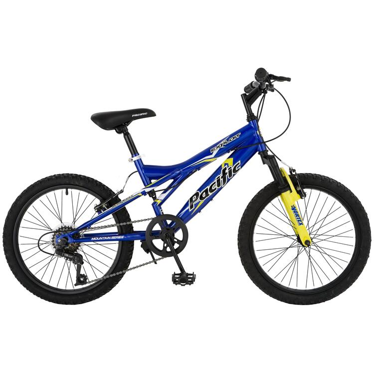 Pacific Exploit Boy's Mountain Bike