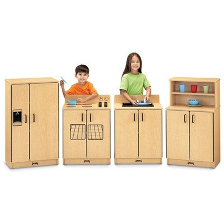School Age Kitchen Set - 4 Piece Set