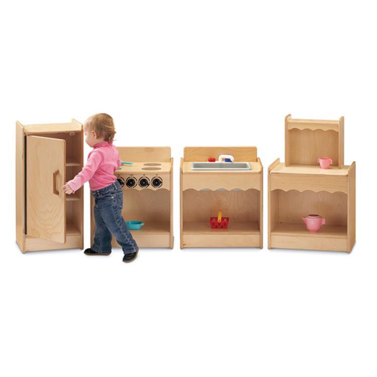 Jonti-Craft Toddler Contempo Refrigerator