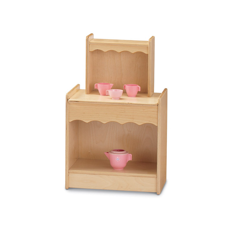 Jonti-Craft Toddler Contempo Cupboard