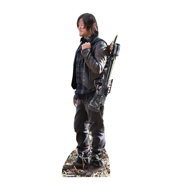 Advanced Graphics Daryl Dixon (The Walking Dead)