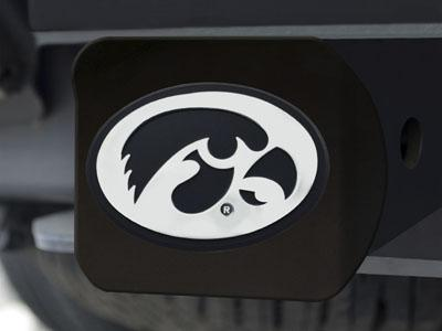 Fan Mats University of Iowa 2-Piece Car Mat